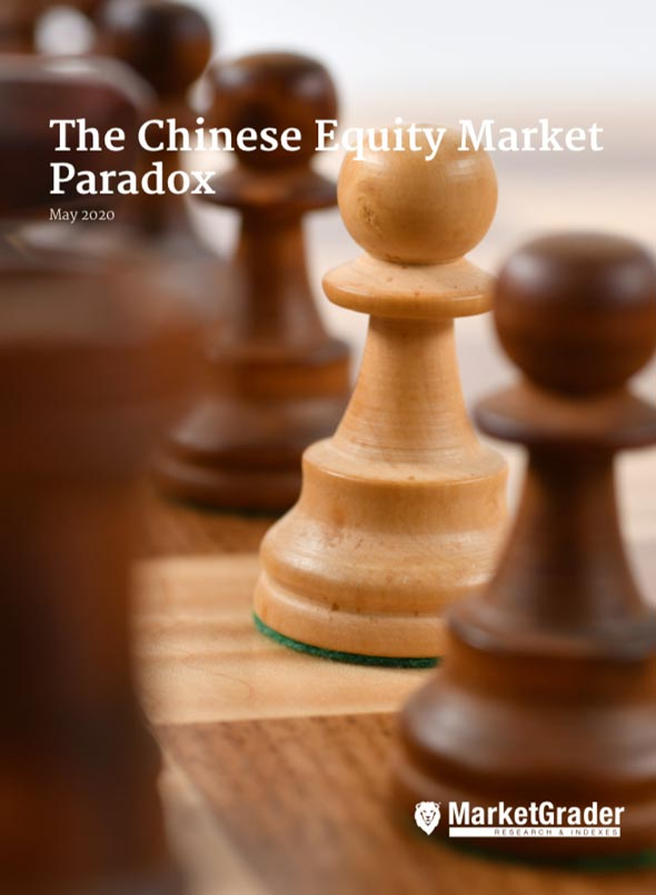 chinese equity market paradox