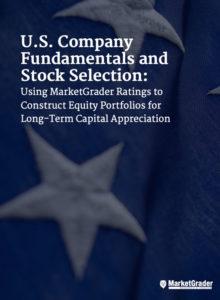 US company fundamentals and stock selection