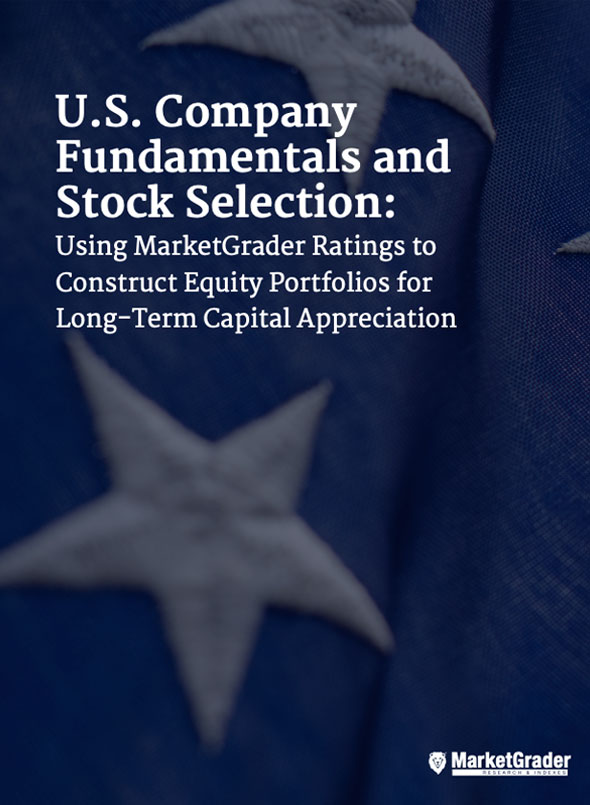 US company fundamentals and stock selection