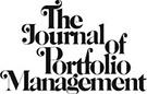 Journal of portfolio management logo